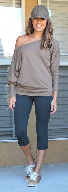 Today's Everyday Fashion: Yoga Pants