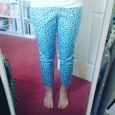 SOIshowoff October: I was busy at Sew Over It learning to make these trousers! Had a lovely day with lots of other lovely ladies. Was so great to see what everyone came up with. I had serious tartan trouser envy at one point!