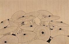 gardenhoseenema:  小村雪岱 Settai Komura (1887-1940)