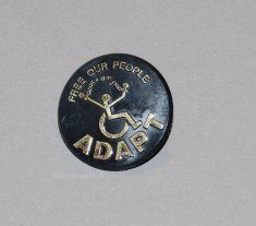 adapt button disability history america