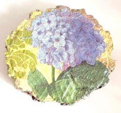 Niebieska+hortensja+-+obrazek+na+brzozie++w+ACOYA+JEWELLERY+na+DaWanda.com