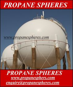Propane Spheres : Propane Spheres We are manufacturer and exporters...