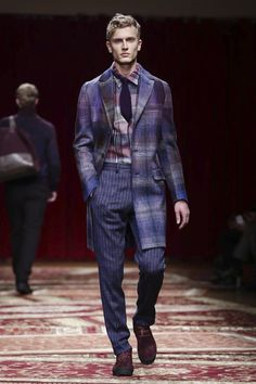 Missoni Menswear Fall Winter 2015 Milan - NOWFASHION