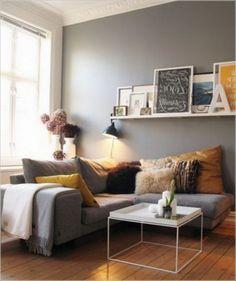 170 Fantastic Small Living Room Interior Ideas for Apartment
