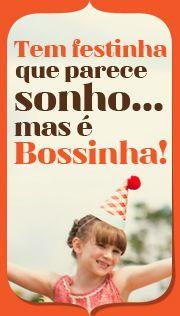 Bossinha | Produtos para festa infantil