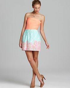 Lilly Pulitzer Fleur Dress - via myLusciousLife.com.jpg