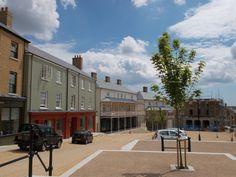 poundbury, dorset june 2014