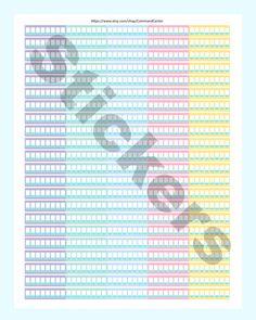 Erin Condren Planner Stickers Printable Erin by CommandCenter