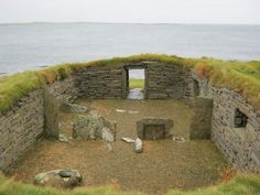 The Knap of Howar on Orkney is probably the OLDEST preserved Neolithic farmstead in Northern Europe, dating from 3600 to 3100 BC
