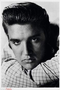 Elvis Presley - Love me tender - plakat