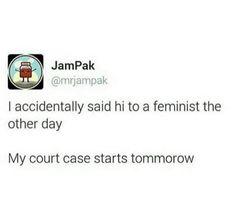 Twitter tumbles into feminism