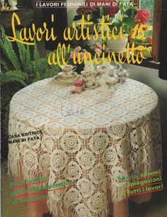 Crochet magazine Arquivo dos álbuns