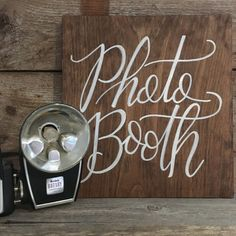 Wooden photo booth sign, wedding photo prop, wedding photo booth, wedding reception, rustic wedding decor, wooden wedding sign, custom sign #weddingsigns #photobooth #woodsign #rustic #woodenphotobooth #displaysign #receptionsigns