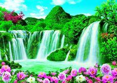 Picinalindas flores