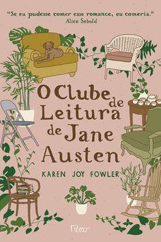 O Clube de Leitura de Jane Austen - Cheiro de Livro