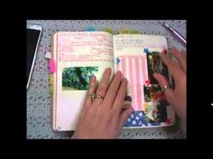 July 2015 Bullet Journal Update - DIY Planner | #onebookjuly2015