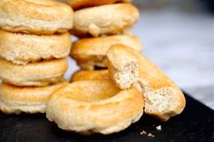 RECETA FITNESS/ Donuts proteicos lowcal