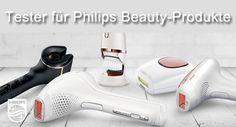 200 Tester für Philips Beauty-Produkte