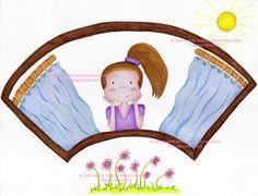 el puerco en mi lápiz / ilustración infantil
