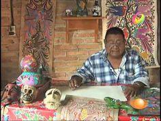 El Noticiero - El arte en papel amate de Xalitla Guerrero 1ra parte - YouTube