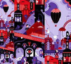 A Arte em Vetor!-Des1gn ON - Blog de Design e Inspiração.
