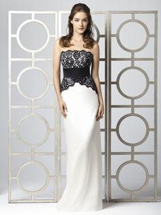 DESSY BRIDESMAID DRESSES: DESSY 2849