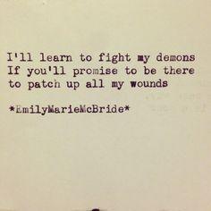 Emily marie McBride #poem #poetry