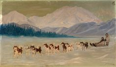 Untitled, Beymer, ca. 1935, oil on canvas, 20 1/8 x 34 1/4 in. (51.0 x 87.0 cm.), Smithsonian American Art Museum, Transfer from the U.S. Department of the Interior, National Park Service, 1965.18.99