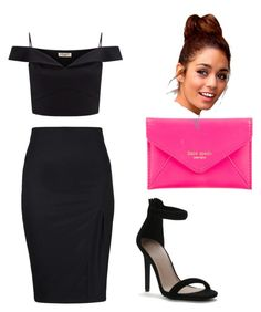 """""""Untitled #6"""" by stepha9763 on Polyvore featuring Lipsy and Kate Spade"""