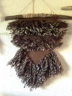 "Tissage ""Little Bear"" - Yummy Mummy's Workshop Weaving ""Little Bear"" Handmade"