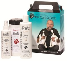 Enter to Win John Paul Pet Products