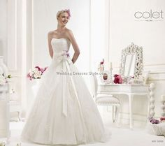 Colet Spring/Summer 2012 Bridal Gowns Collection | Colet | Wedding Dresses Style