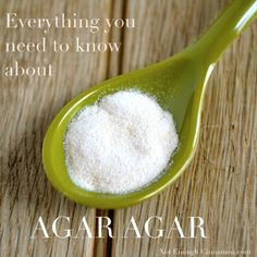 Everything you need to know about Agar Agar
