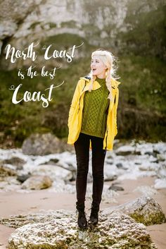 Outfit: Practical Clothes On The North Coast