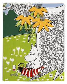 Moomin Tree Wall Tile Moomin Mamma Arabia