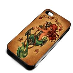 Lost at Sea Ariel for iPhone 4/4s/5/5s/5c, Samsung Galaxy s3/s4 case
