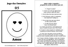 Carlota jogo das emoções 5 amor Hans Christian, Emotional Intelligence, Child Development, Short Stories, Children, Kids, Coaching, Therapy, Stress