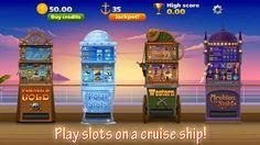 Jackpot Cruise Slots- screenshot