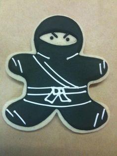ninja as a cake?