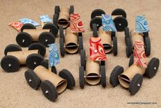 #EDUC 325 #Simple Machines #Wheels and Axles Nerdy Science: Sail Cars: Preschool Preview This is a great idea to have the students build and attempt to drive. It demonstrates the simple machine wheel and axle!