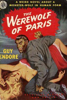 Werewolf of Paris!