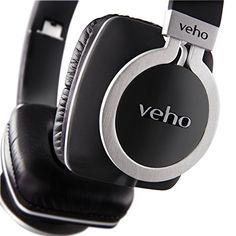 VEHO Z8 Designer Kopfhörer - Schnörkellos hochwertig - Geschenkideen für Frauen - (*Partner-Link)