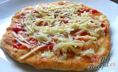 My Favorite Food, Favorite Recipes, Czech Recipes, Quiches, Vegetable Pizza, Food And Drink, Vegetables, Cooking, Pie