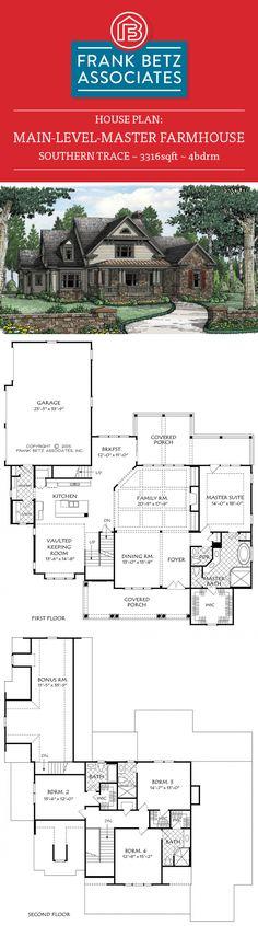 Garrell associates inc ashtonberry house plan 07128 for Fun house plans