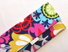 WOMEN WALLET  /// Floral Bright Women's Wallet by PeteandPaul
