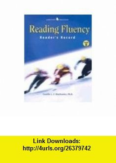 College writing skills with readings sixth edition text only reading fluency readers record b 9780078617133 camille blachowicz isbn 10 0078617138 reading fluencypdftutorials fandeluxe