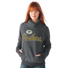 Green Bay Packers Trekkers Women s Pullover. Standard women s sizes.   Greenbay  packers   c0ce2f462
