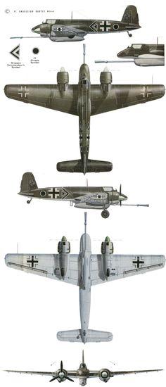 Henschel Hs 129B-3
