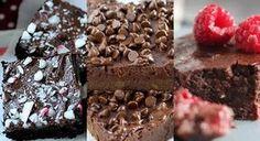 Toužíš po čokoládě? Tak vyzkoušej tyto 3 fitness recepty na brownies