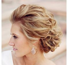 UpDo for Homecoming, Prom, Wedding